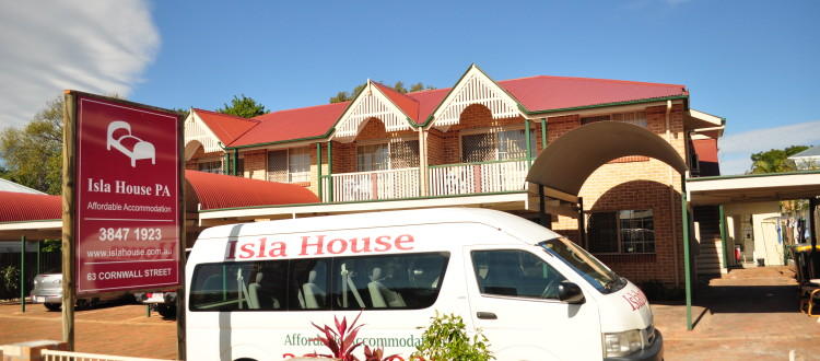 Isla House PA Street View