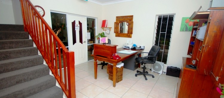 Isla House Greenslopes Interior - Study