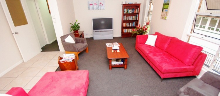 Isla House Greenslopes Interior - Lounge Room
